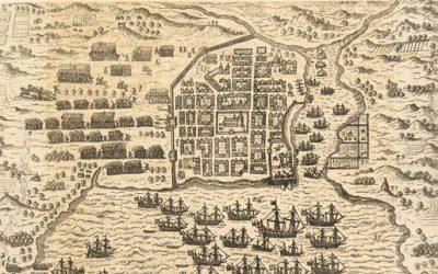 ORÍGENES: La fracasada invasión de Penn y Venables a Santo Domingo en 1655