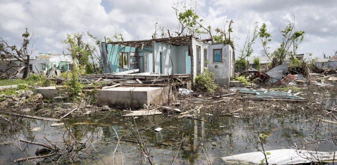 Riesgo de catástrofe: Huracanes y tormentas