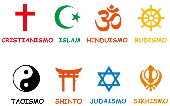 Orígenes: Religiones del mundo
