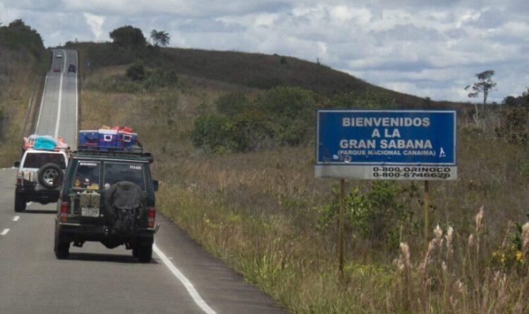 gran sabana Venezuela
