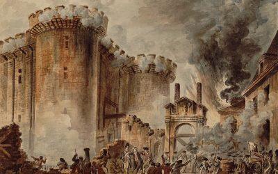 ORÍGENES: Cinco años de Revolución Francesa (1789 – 1794)