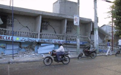 RIESGOS: Memoria de sismos en Puerto Plata 2003