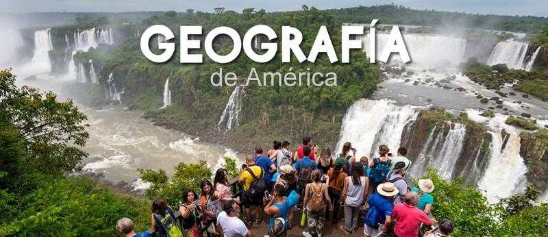 GEOamérica: Geografía del continente americano