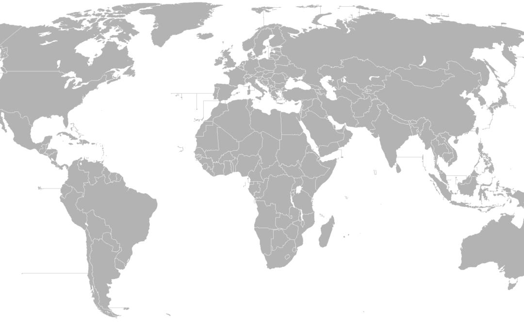 Los Continentes se mueven